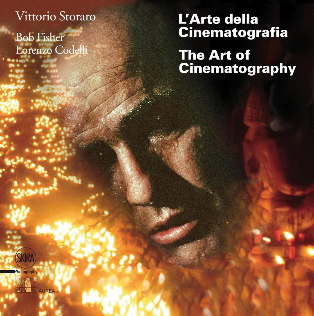 cover Storaro Arte cinematografia