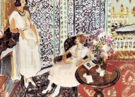 Matisse Arabesque alle Scuderie del Quirinale, a Roma, dal 5 marzo al 21 giugno