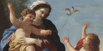 Romanelli_ La Vergine col Bambino