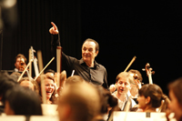 Charles Dutoit  Music Director of the VFOa