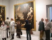 Volontari al Museo