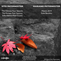 Paternoster_Chinese Four Seasons & Korean Four Seasons
