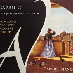 Capricci (Musique italienne pour guitare)
