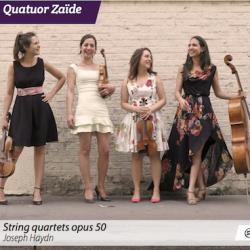 Haydn_ String Quartets op. 50