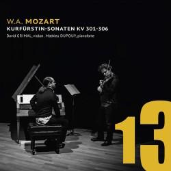 Mozart--kurfuerstin-sonaten