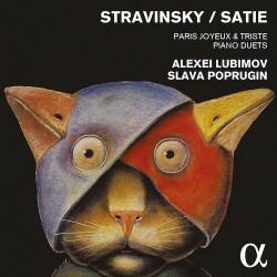 StravinSky : Satie
