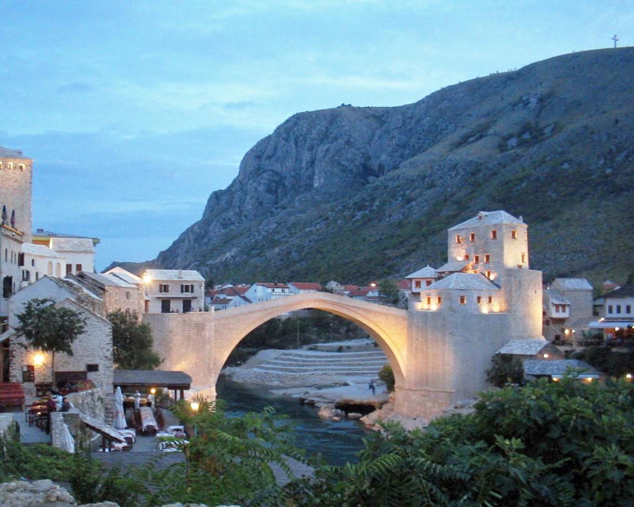 med31m Mostar Stari Most
