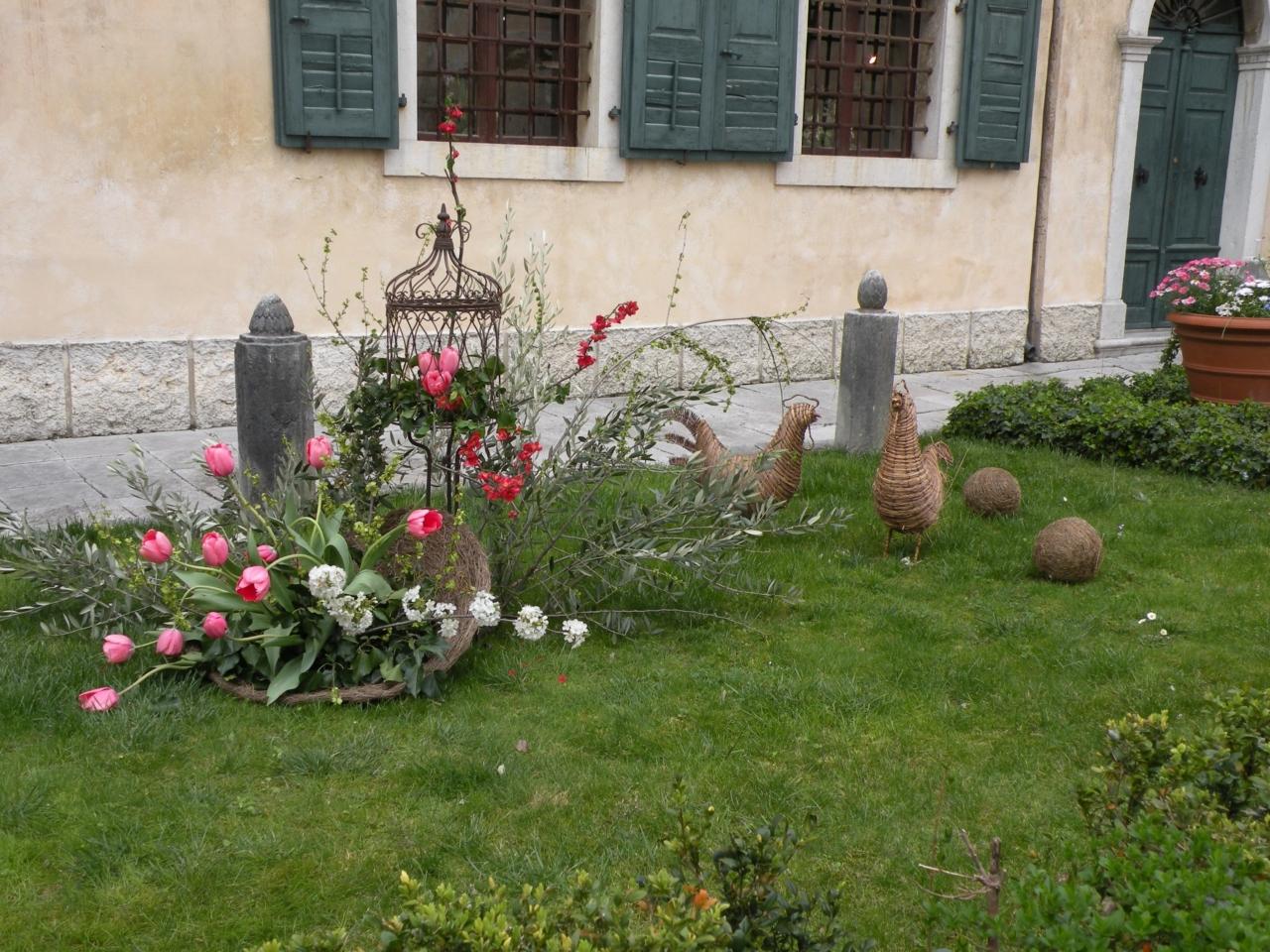 Castelli di Strassoldo - primavera (2)