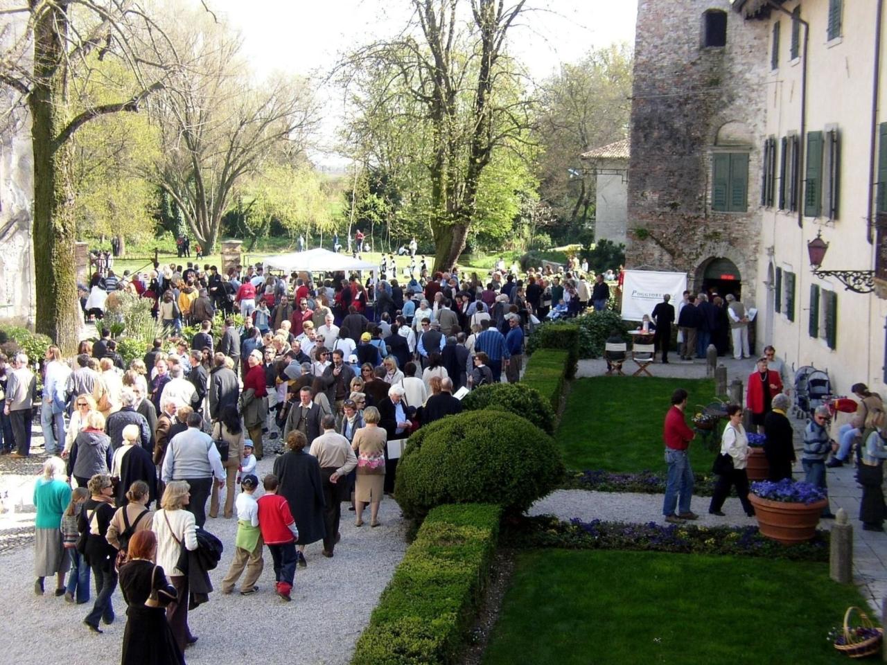 Castelli di Strassoldo - primavera (4)