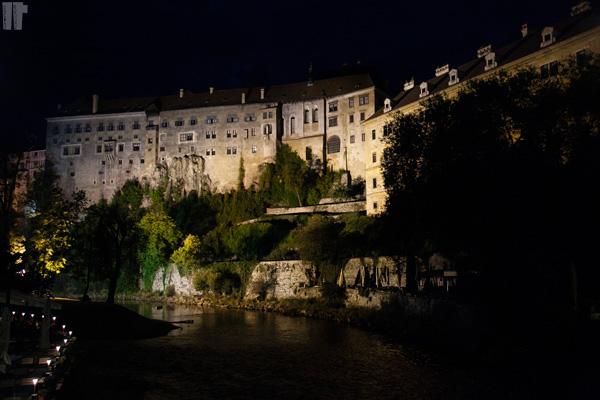 night-castle-cesky-krumlov