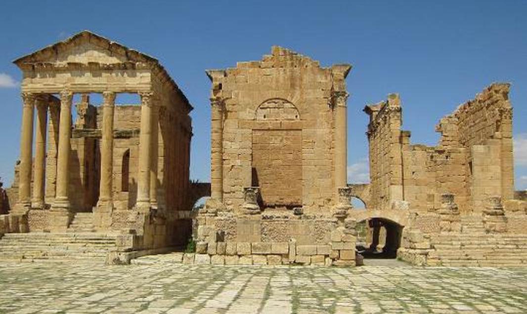Viaggio in tunisia per scoprire l 39 africa punica e romana for Visiter salon de provence