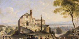 28-Veduta-della-Chiesa-di-SantAgnese-Anonimo