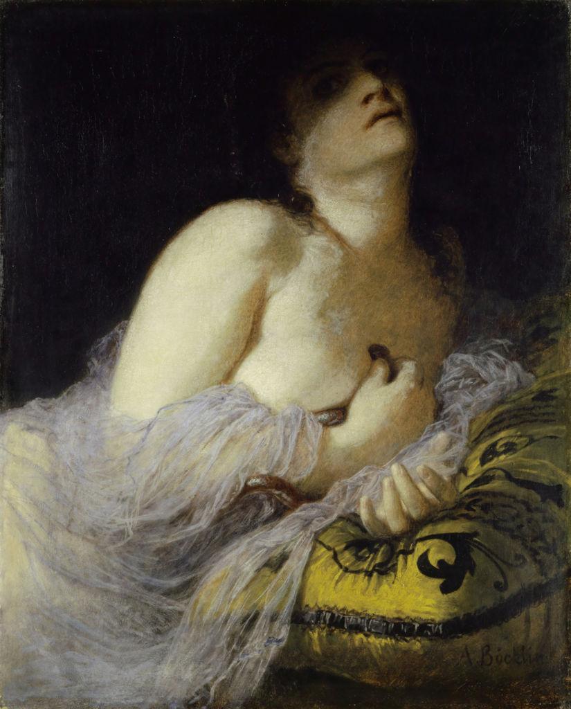 Cleopatra e Marilyn