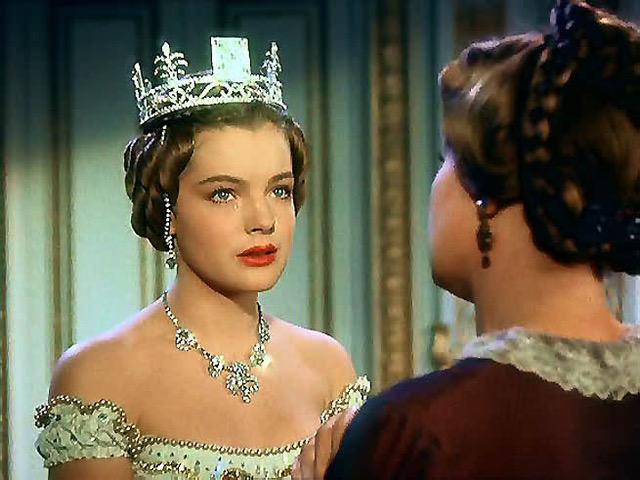 donne con la corona