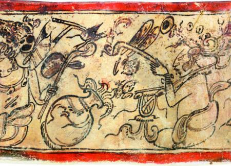 Aztechi, Maya, Inca