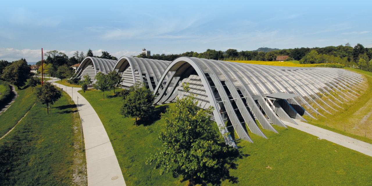 Centro Paul Klee – Berna
