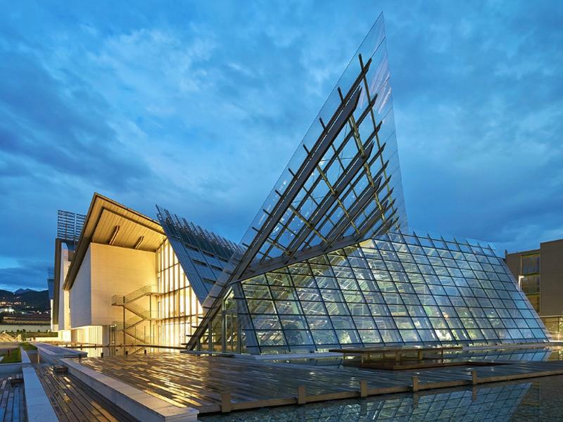 Museo delle Scienze Muse -Trento