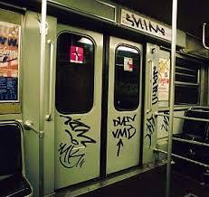 Mezzi pubblici e vandali
