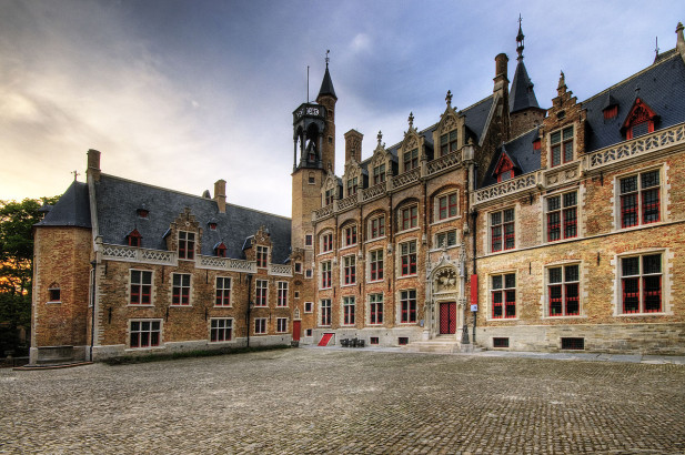 Museo Gruuthuse di Bruges