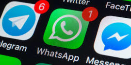 Whatsapp e SMS
