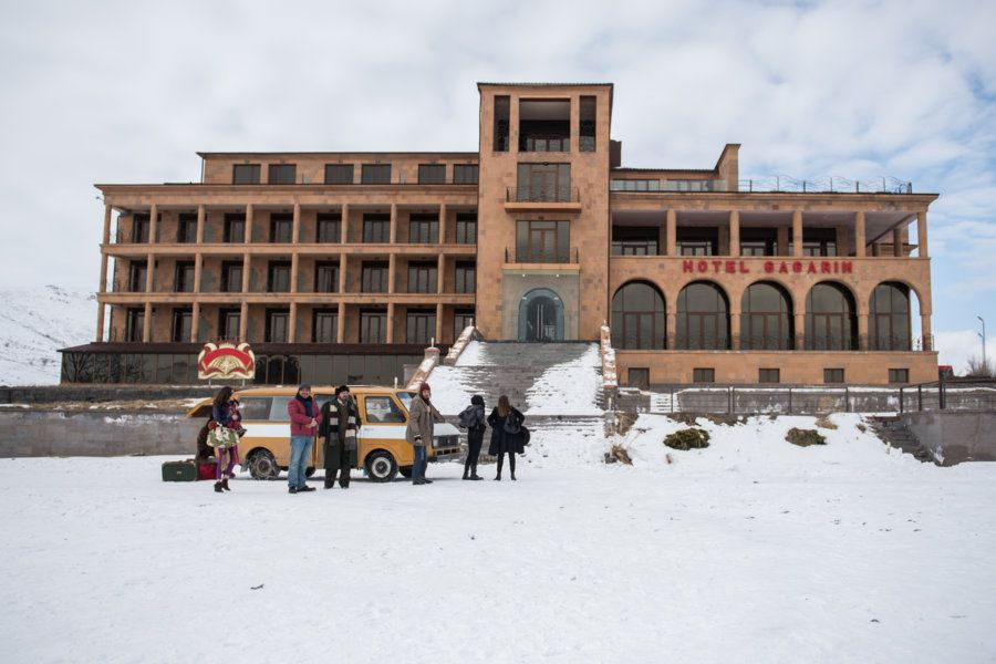 Hotel Gagarin