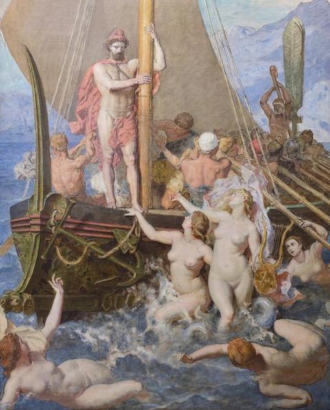 ulisse l'arte il mito
