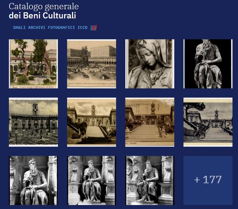 Catalogo generale dei beni culturali