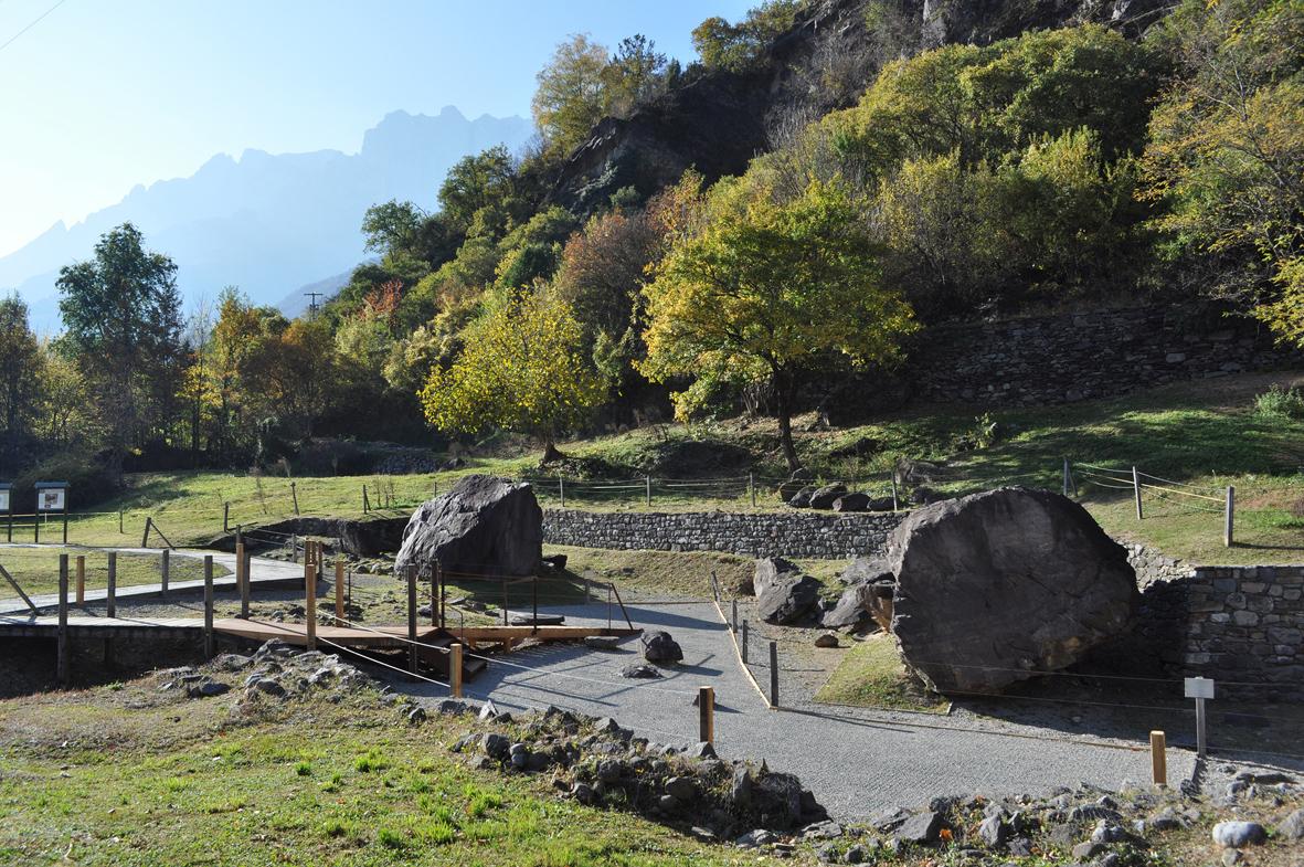 valle Camonica incisioni