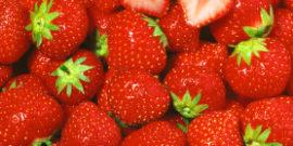 Strawberry wallpaper (2)